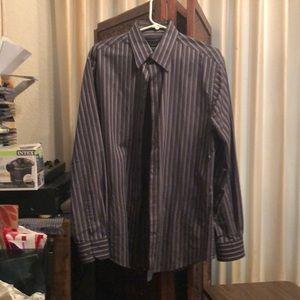 Men's shirt AXIST modern fit, medium, 100% cotton